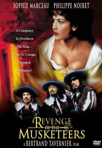 poster La fille de d Artagnan (1994)