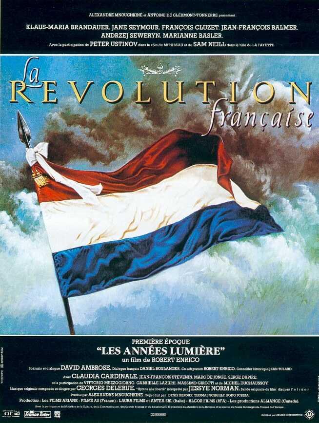La revolution Francaise (1989)