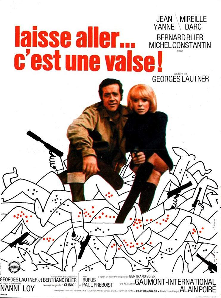 poster Laisse aller... c'est une valse (1971)