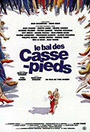 poster Le bal des casse-pieds (1992)