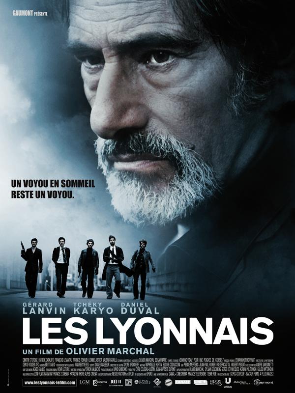 poster Les Lyonnais (2011)