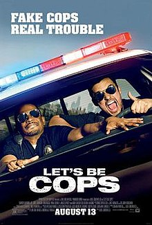 poster Let's Be Cops (2014)