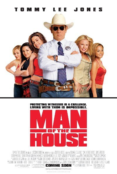 poster Man of the House (2005)