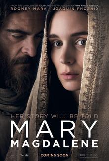 poster Mary Magdalene (2018)