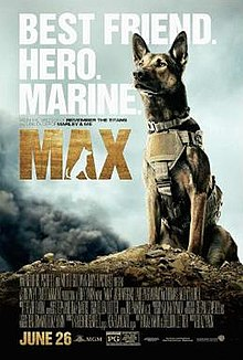 poster Max (2015)