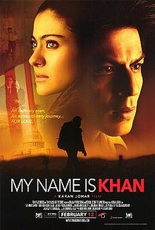poster My Name Is Khan (2010)