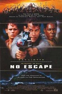 poster No Escape (1994)