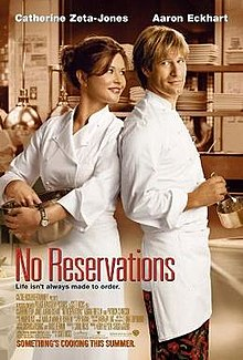 poster No Reservations (2007)