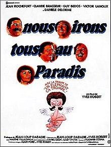 poster Nous irons tous au paradis (1977)
