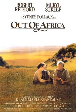 poster Out of Africa (1985)