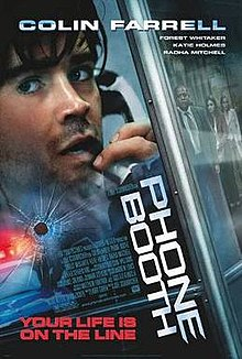 poster Phone Booth (2002)