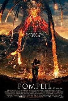 poster Pompeii (2014)