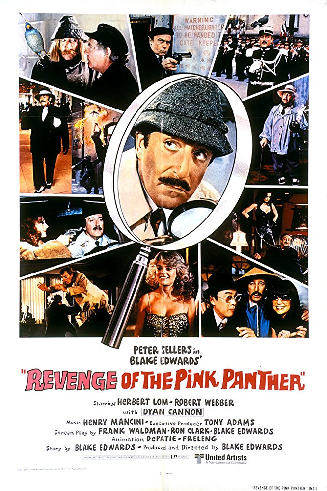 poster Revenge of the Pink Panther (1978)
