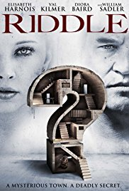 poster Riddle (2013)