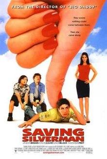 poster Saving Silverman (2001)