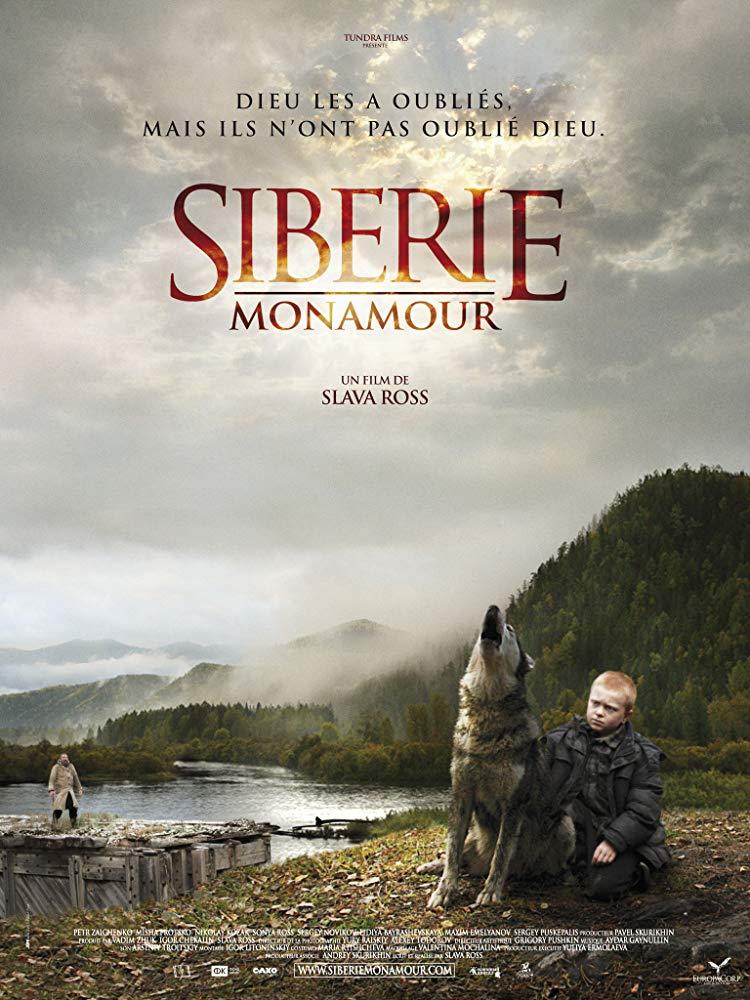 poster Sibir. Monamur - Siberia Monamour (2011)