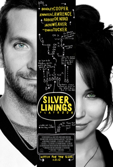 poster Silver Linings Playbook (2012)