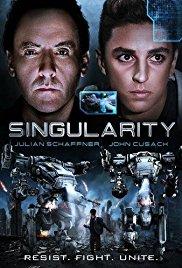 poster Singularity (2017)