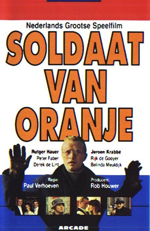 poster Soldier of Orange (1977)