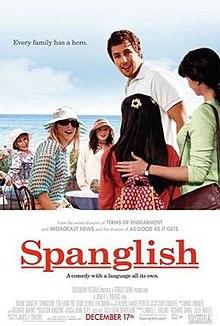 poster Spanglish (2004)