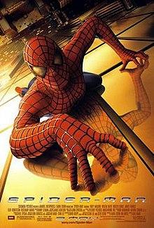 poster Spider-Man (2002)