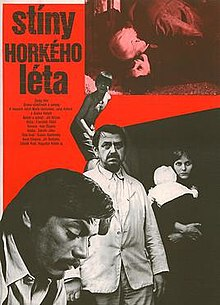 poster Stiny horkeho leta (1978)