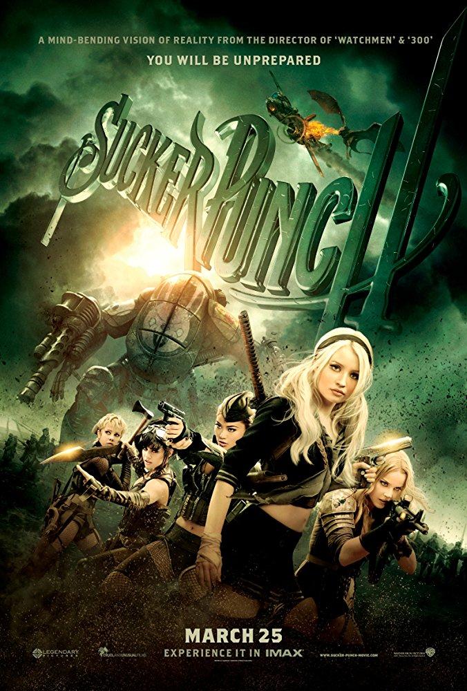 poster Sucker Punch (2011)