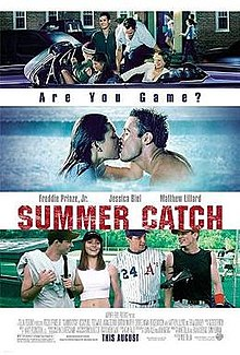 poster Summer Catch (2001)