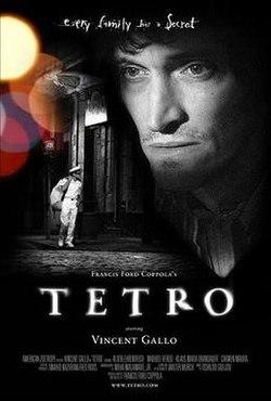 poster Tetro (2009)