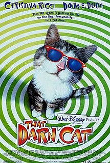 poster That Darn Cat (1997)