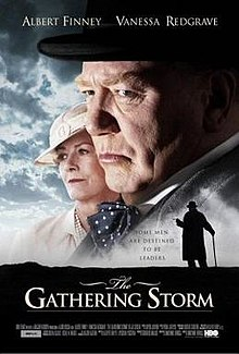 poster The Gathering Storm (TV Movie 2002)
