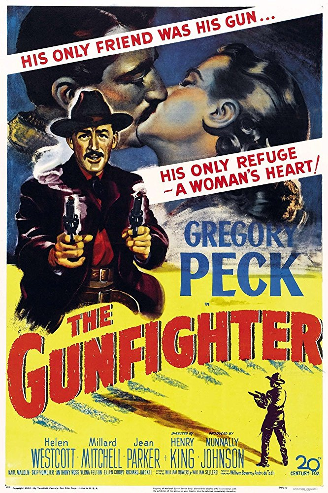 poster The Gunfighter (1950)