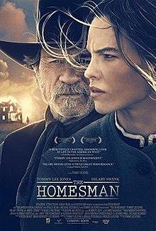 poster The Homesman (2014)