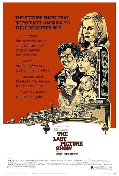 poster The Last Picture Show (1971)
