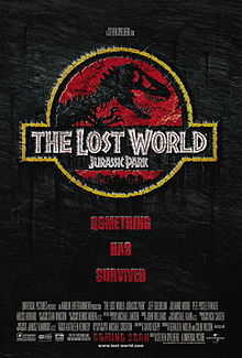 poster The Lost World Jurassic Park (1997)