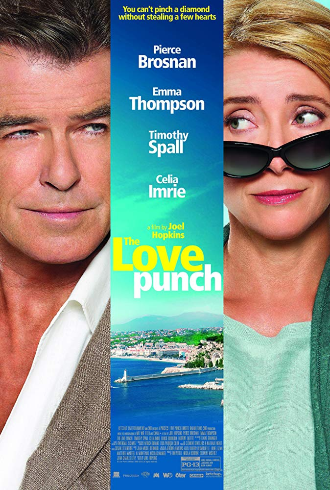 poster The Love Punch (2013)