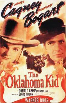 poster The Oklahoma Kid (1939)