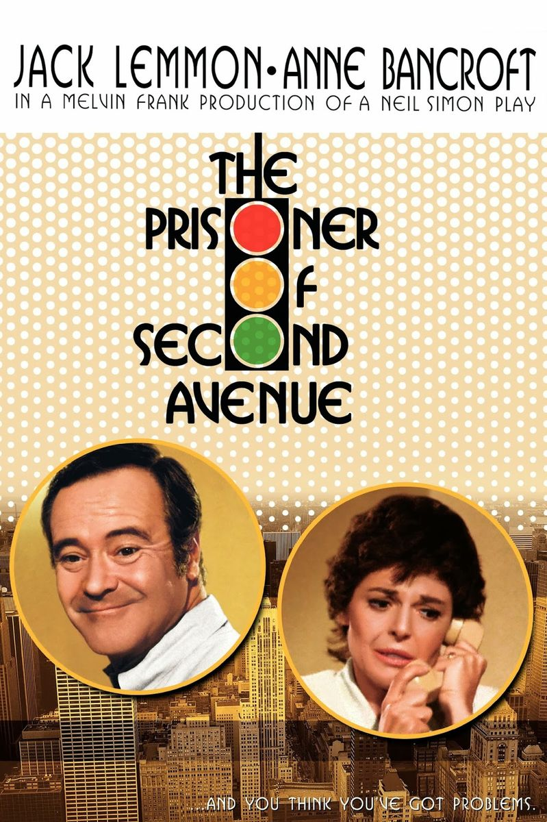 poster The Prisoner of Second Avenue (1975)