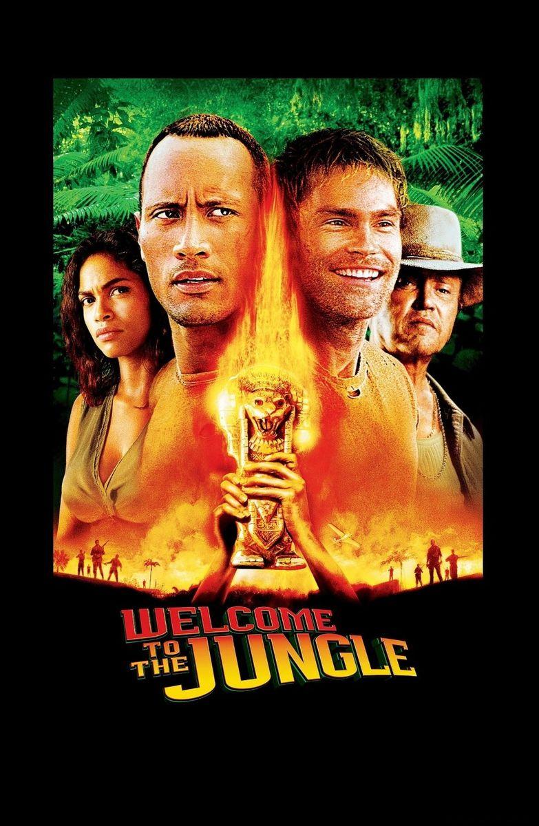 poster The Rundown (2003)