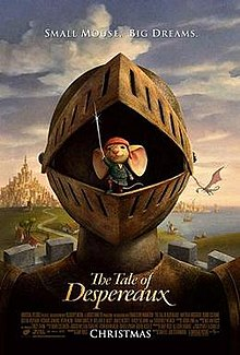poster The Tale of Despereaux (2008)