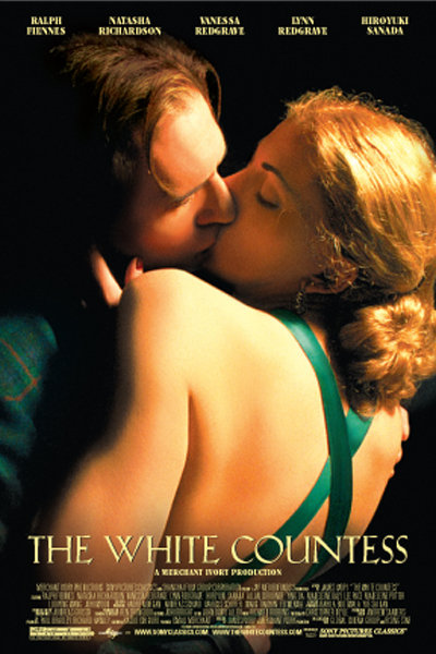 poster The White Countess (2005)