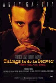 poster Things to Do in Denver When You're Dead (1995)