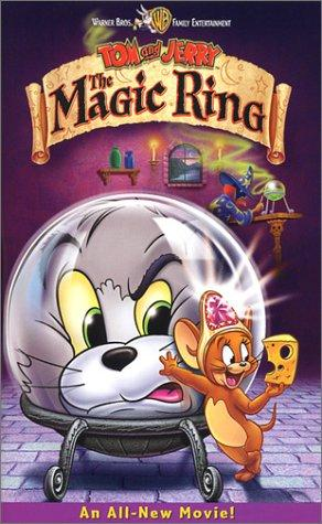 poster Tom and Jerry The Magic Ring (Video 2001)