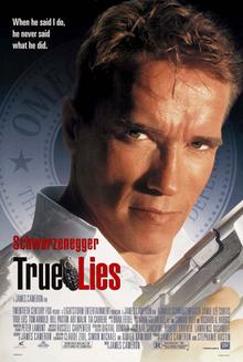 poster True Lies (1994)