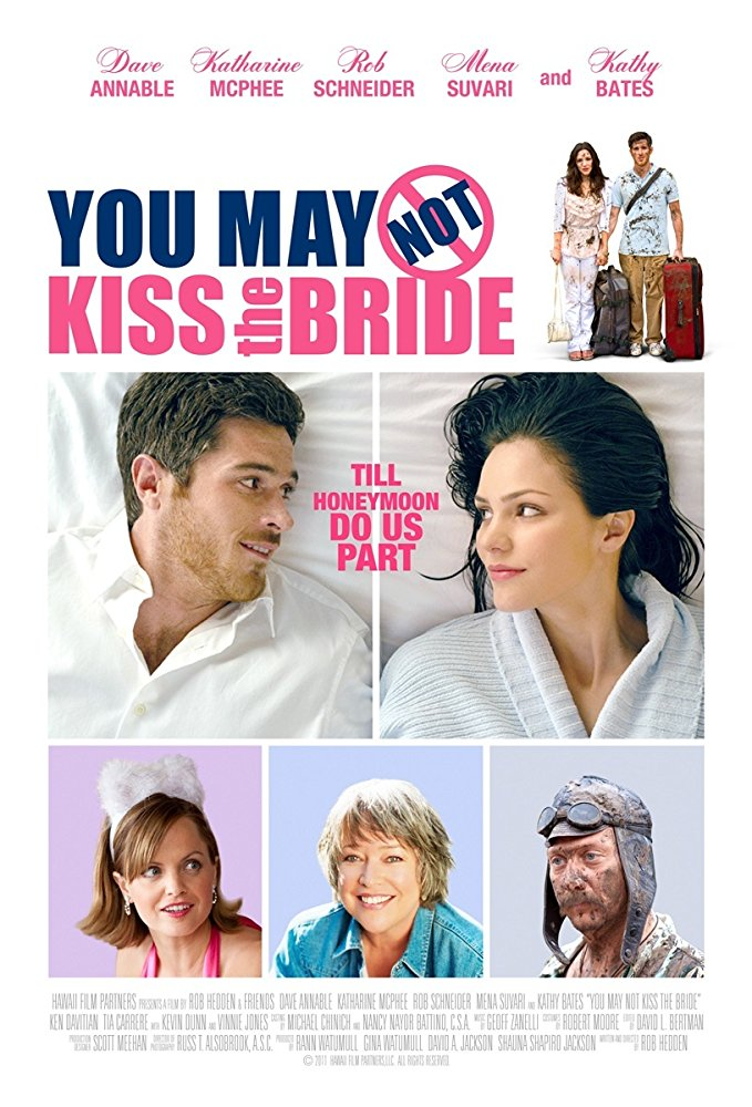 poster You May Not Kiss the Bride (2011)