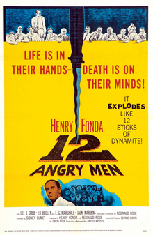 poster 12 Angry Men (1957)
