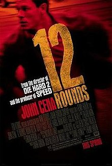 poster 12 Rounds (2009)