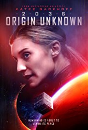 poster 2036 Origin Unknown (2018)