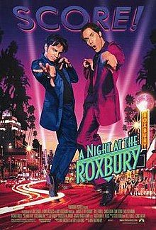 poster A Night at the Roxbury (1998)