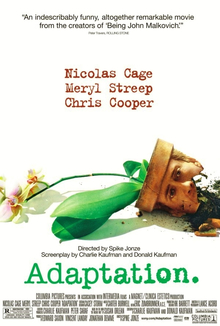 poster Adaptation. (2002)